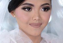 Wedding Makeup by Yuka Makeup Artist