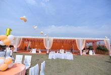 Birthday Brunch by Haryana Tent House