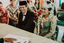 Wedding Of Fajar N Katelyn by Miracle Wedding Bali