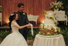 DEWI & SAMUEL by Amor Cake