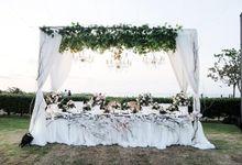 William & Evelin Wedding by Holiday Inn Resort Baruna Bali