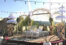 Michael & Ratih Wedding At The Leaf by Bali Becik Wedding