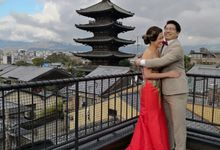 Behind The Scenes-Japan Prewedding Photoshoot by WillieHaz Hair & Beauty
