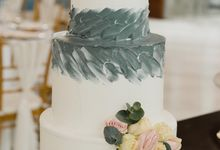 Rustic by Sugaria cake