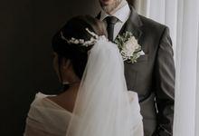 Benjamin Gerhard Voss & Yohana Diah Laksmi S. by Orange Wedding Planner