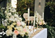 The Wedding of Fajar & Katelyn by Miracle Wedding Bali