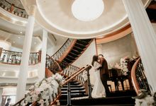 Wesley & Vanessa by Orange Wedding Planner