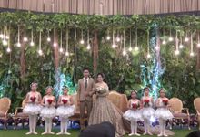 Wedding @GKM Tower by Stefie's Dance Academy