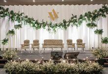 Adri & Venita Wedding at Padjajaran Suite Bogor by Fiori.Co