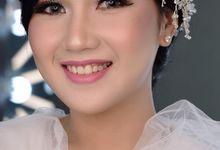 Pretty Bride Ms Mega by Yuka Makeup Artist