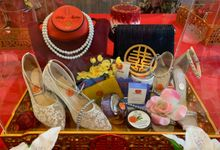 Sangjit Day For David & Anastasia by de_Puzzle Event Management
