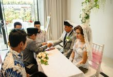 The Wedding of Sumi & Widuri by Miracle Wedding Bali