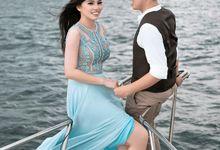Prewedding of Feriani & Widi by Makeup by Windy Mulia