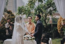 Victor & Lisa Wedding by d'Felicity WO