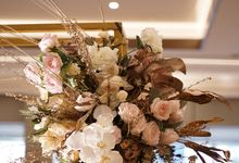Eterna and Selina Wedding at Sailendra JW Marriot by Fiori.Co
