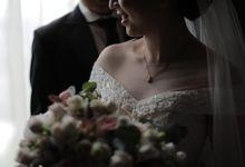 Reynold & Nadia Wedding by d'Felicity WO