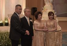 Golden Anniversary Of Bp Rusli Wijaya & Ibu Lanny by William & Friends