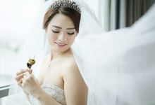 The Wedding of Andre & Valentine by Yumi Katsura Signature