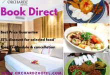 Come and Visit Us...TEST FOOD EVERYDAY by Orchardz Hotel Industri