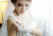 The Wedding Of Yuli & Alfien by Dini Bridal, Salon & Beauty Course