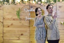 The Engangement Of Dinda & Juang by REDI & Co. Photography