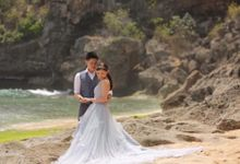 Prewedding Of Hendry & Priscilia by rent a suit