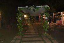 Wedding Of Uni And Irfan by Friend's wedding organizer
