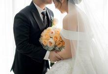 Kelvin & Wenny Wedding by Pamella Bong