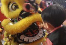 Chinese New Year Eve Dinner by MC Mandarin Linda Lin