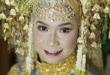 Wedding Dinda by Arum Ndalu Sanggar Rias Pengantin