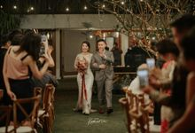 Aldy & Dea Wedding at Bandung by Catalina Flora