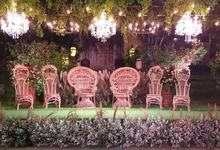 Wedding at Plataran Cilandak by Catalina Flora