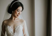 Brian & Annetta Wedding by Alethea Sposa