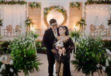 Mr & Mrs.Quindarta Yudhi by Ventlee Groom Centre