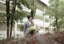 Ghina & Frisky Wedding 12 Jan 2019 by Sheraton Bandung Hotel & Towers