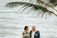 Mr.Shane Broscoe & Mrs.Marini by Ventlee Groom Centre
