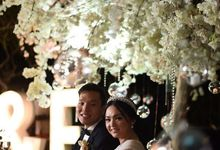 Ivan & Fiona Wedding at Nusa Dua Bali by Catalina Flora