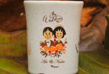 Wedding Ari Dan Nadia by Mug-App Wedding Souvenir