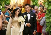 Mr & Mrs Hengky Liem by Ventlee Groom Centre