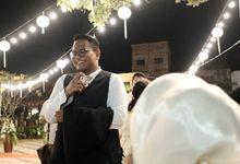 Mr & Mrs. Gagas Patomo Wedding by Ventlee Groom Centre
