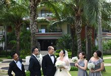 Michael & Ivani Wedding by Holiday Inn Resort Baruna Bali