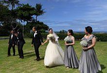 Michael & Ivani Wedding by Holiday Inn Resort Baruna Bali