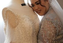 THE WEDDING OF MRS LISTIANI AND MR ROMEO by ODDY PRANATHA