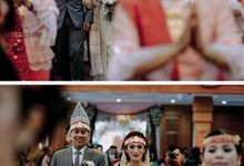 Pengantin Batak by Ventlee Groom Centre