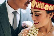 Mr & Mrs Amudi Theo by Ventlee Groom Centre