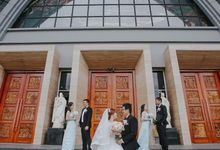 Wedding Yohanes & Fanny 19 Januari 2019 by Priceless Wedding Planner & Organizer