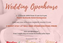 Wedding Open House by Grand Orchardz Hotel