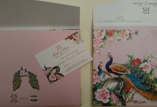 Rudi & Rosa Wedding Invitation by JN Invitation