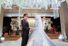 Mr.Yusuf Balfas & Mrs.Nadira Wedding by Ventlee Groom Centre