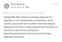 Our Review by Orange Organizer